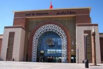 Train Station of Marrakech