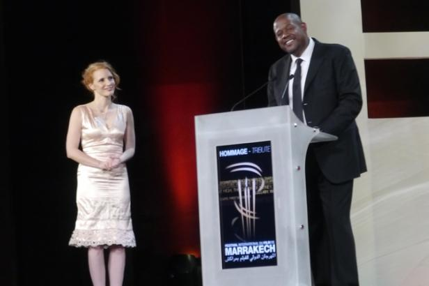 Forest Whitaker : un mythe honoré