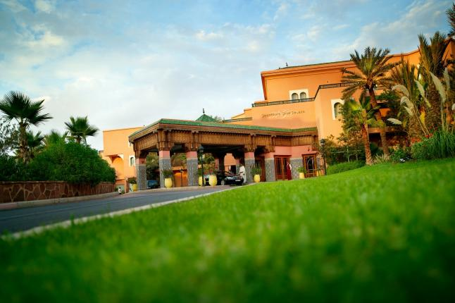 Hotel Palmeraie Golf Palace