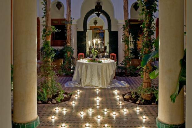 Riad Ayadina & Spa: perfection in the Medina