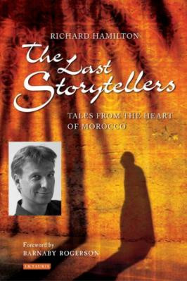 Signature du livre   The Last Storytellers, Tales from the Heart of Morocco 