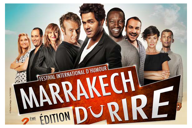 Marrakech du Rire 2012 : Quelle programmation !