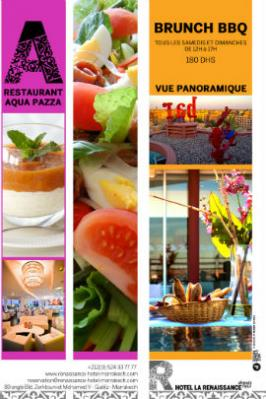 Le Brunch by La Renaissance