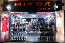 Miysa Heels
