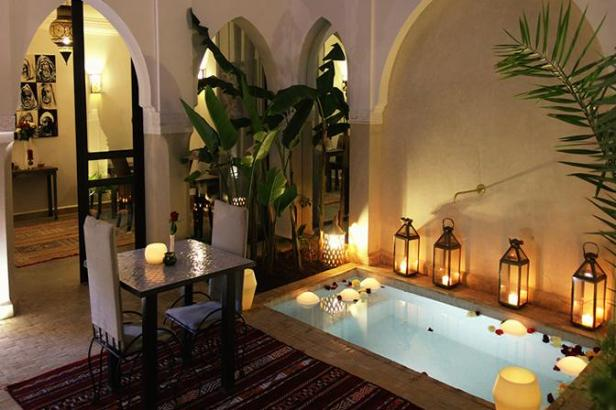 Riads : Un univers de luxe surtout pour les trangers