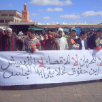Entertainers of Jemaa El Fna are on strike