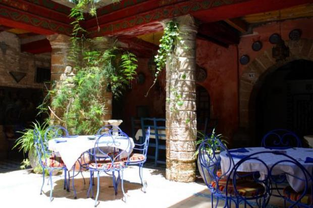 Restaurant Dar Loubane : The flavours of Essaouira