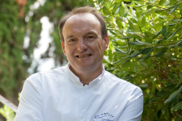2nd MarrakChef Portrait: Serge Gouloumès