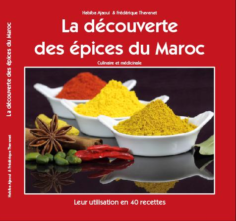 Livre épices Essaouira Maroc