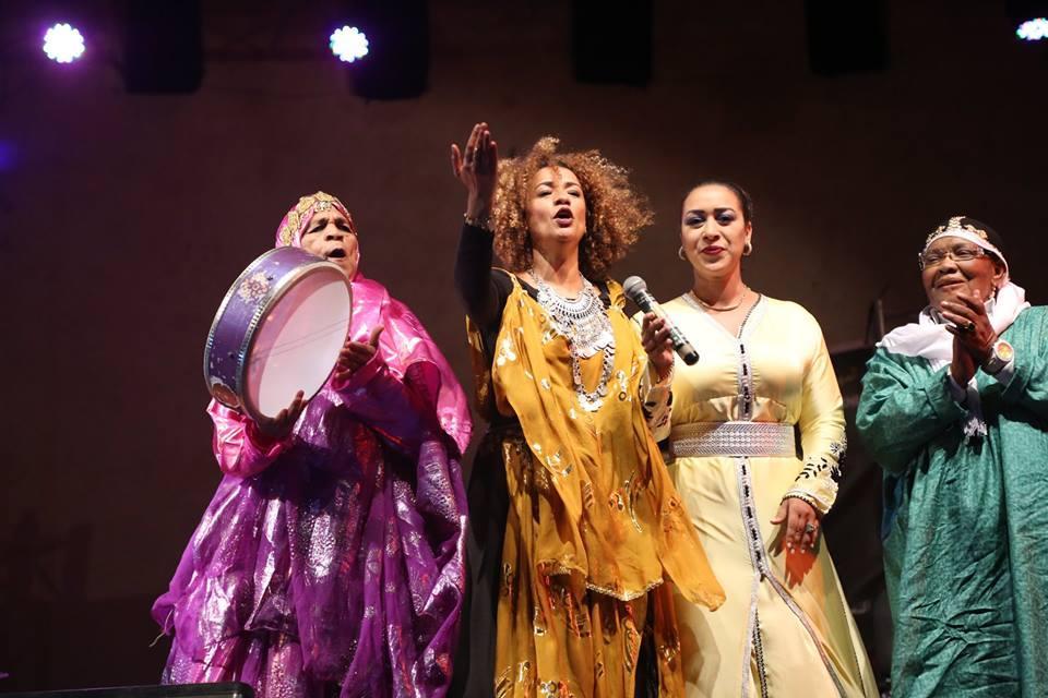 rencontre musicale de mediterranee